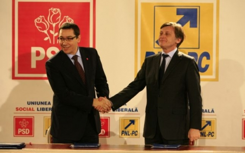 646x4042  REZULTAT PARŢIAL ALEGERI PARLAMENTARE 2012 GALAŢI: USL, cu 65,14% din voturi, a câştigat în toate cele 13 colegii