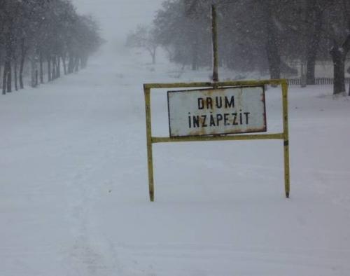 drum inzapezit balabanesti  S-a restricţionat traficul pe DN24D Galaţi-Cuca-Bălăbăneşti