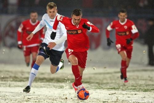liga I amanata zapada  S-a amânat şi etapa a 20-a din Liga I, Oţelul a încheiat anul cu superba victorie din Giuleşti
