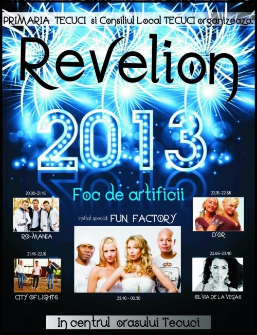 revelion 2012 tecuci 784x1024  De REVELION, îndrăgita trupă FUN FACTORY vine la TECUCI!
