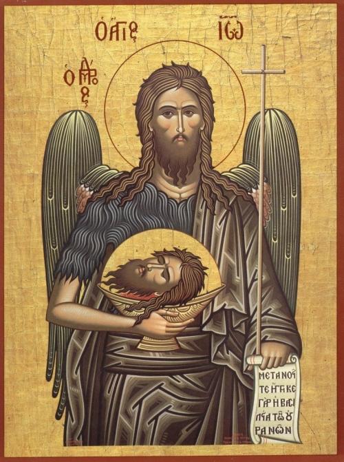 07 ioan 1 762x1024  Aproape 2.000.000 de români poartă numele Sfântului Ioan