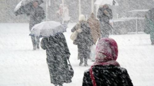 avertizare de ninsori si vant puternic in toata tara miercuri si joi 181530 17421300  Ninsori, vânt şi polei se întorc în România. PROGNOZA PE TREI ZILE