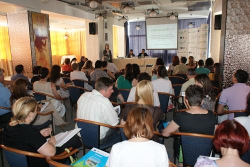 poza seminar n2000 sud est 1024x685  Natura 2000 în regiunea Sud-Est – opțiunea verde pentru bunăstare