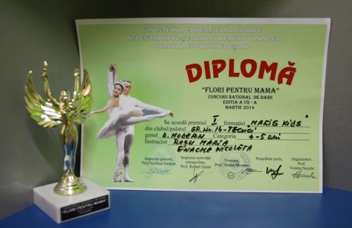 IMG 4930 1024x666  Grădinița nr. 14 Tecuci, câștigă concurs național de dans!