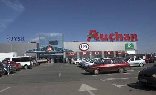 auchan  La Galați, Auchan se deschide sâmbătă în locul fostului Real